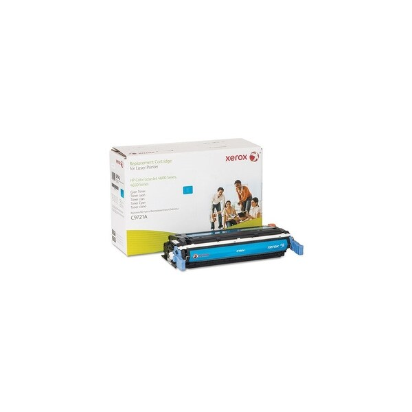 Xerox 641A Toner Cartridge - Cyan 006R00942 Toner Cartridge