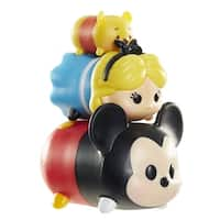 Disney Tsum Tsum 3 Pack: Pooh, Alice, Mickey - multi