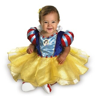 Disguise Disney Snow White Infant Costume - Snow White - 12-18 Months