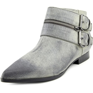 Coconuts By Matisse Uptown Pointed Toe Canvas Ankle Boot