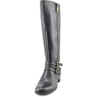 Bandolino Carsononia Leather Knee High Boot