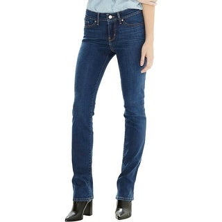 Levi's Womens Juniors Jeans Slim Fit Medium