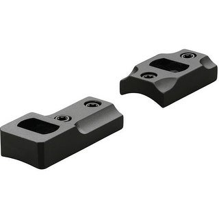 """Leupold 2-Piece Dual Dovetail Mount Base - Gloss Finish 2-Piece Dual Dovetail Base"""