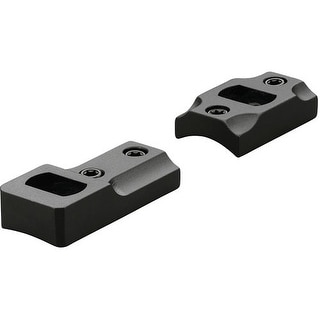 Leupold 2-Piece Dual Dovetail Mount Base - Matte Finish 2-Piece Dual Dovetail Base
