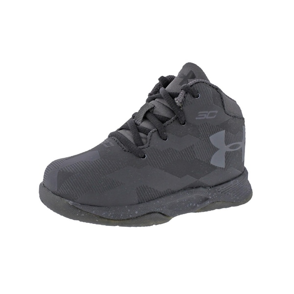 d76cd579582f Under Armour Boys Curry 2.5 Basketball Shoes Fashion Hightop - 4 medium (d)  toddler