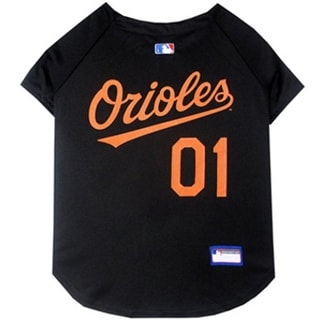 Baltimore Orioles Dog Jersey - Small