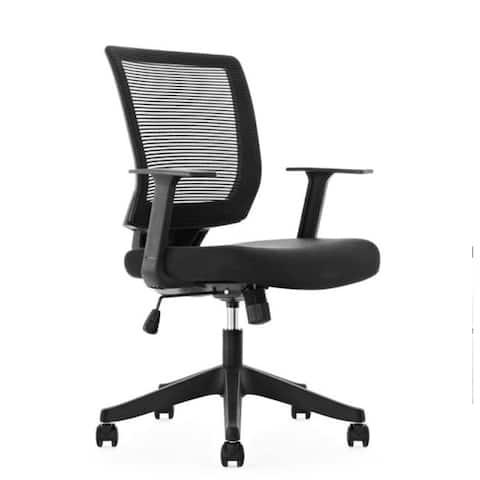 Moda M1902-B Durable Ergonomic Mesh Task Chair