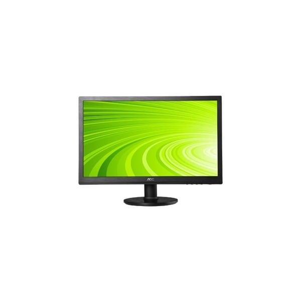 AOC International E2460SDB AOC e2460Sd 24- Inch Widescreen LED Monitor