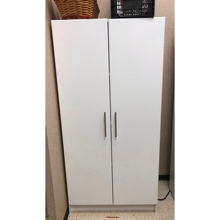 Prepac 'Winslow Elite' 32-inch Storage Cabinet, Multiple Finishes - 32 Inch
