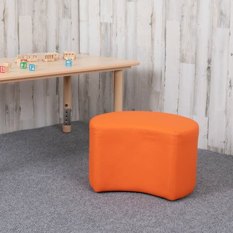 """12"""" Soft Seating Moon"""