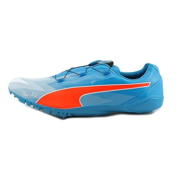 Piovoso Credenza Chiarire  Shop Puma Bolt evoSpeed Disc Round Toe Synthetic Running Shoe - Overstock -  14317940