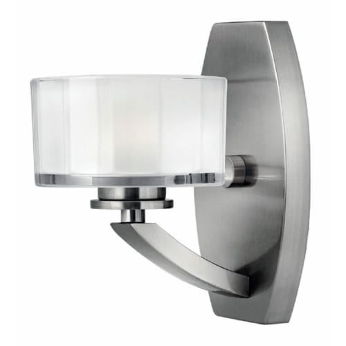 "Hinkley Lighting 5590-LED Meridian Single Light 5"" Wide LED Bathroom Sconce"