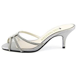 E! Live From The Red Carpet Women's Vanessa Dress Slide Sandals