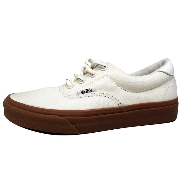 61a885f3c475 Shop Vans Men s Era 59 White Gum Hiking VN0003S4JSH - Free Shipping ...