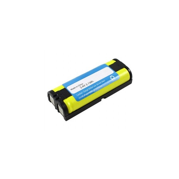 Replacement Battery For Panasonic KX-TGA242 Cordless Phones - P105 (830mAh, 2.4v, NiMH)