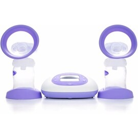 Lansinoh Double Electric Breast Pump, 1 ea