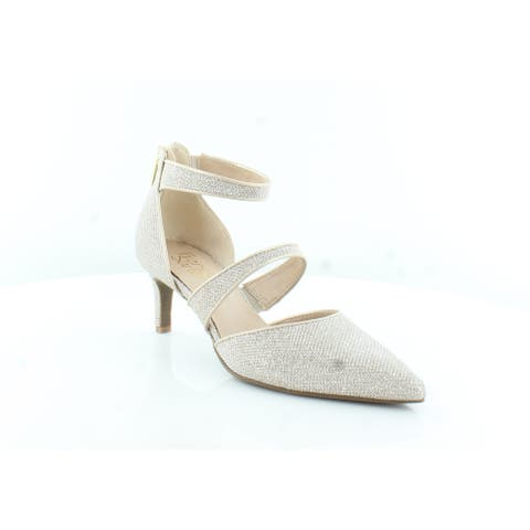 Franco Sarto Davey2 Women's Heels Platinum