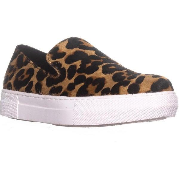 b6242828071 Shop STEVEN Steve Madden Arden Slip On Fashion Sneakers, Leopard ...