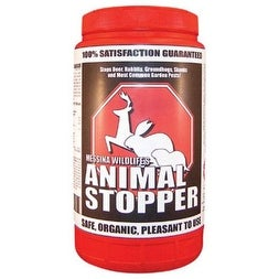 Messina Wildlife AS-G-001 Animal Stopper 2.5 Lbs