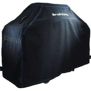"""Broil King 68487 Professional Grill Cover, Black, 58""""
