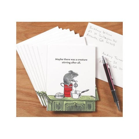 Stirring Mouse Cards