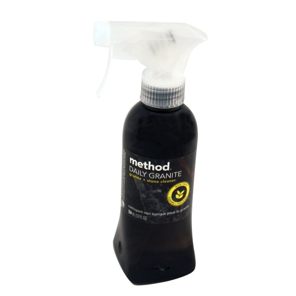 Method 583995 00088 Granite & Marble Cleaner, 12 Oz