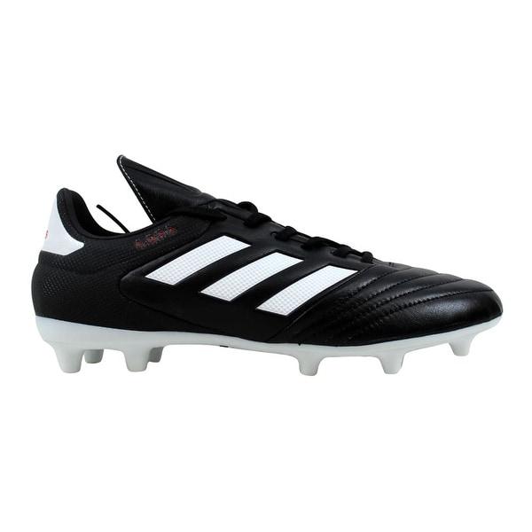 4d4f57f837c9 Shop Adidas Copa 17.3 Fg Black White BA9716 Men s - Free Shipping On ...
