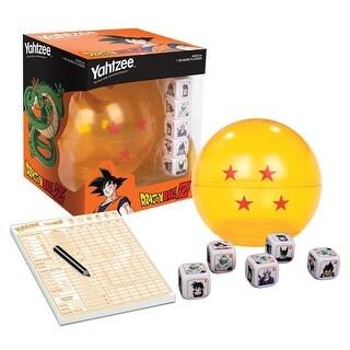 Dragon Ball Z Yahtzee Dice Game - multi