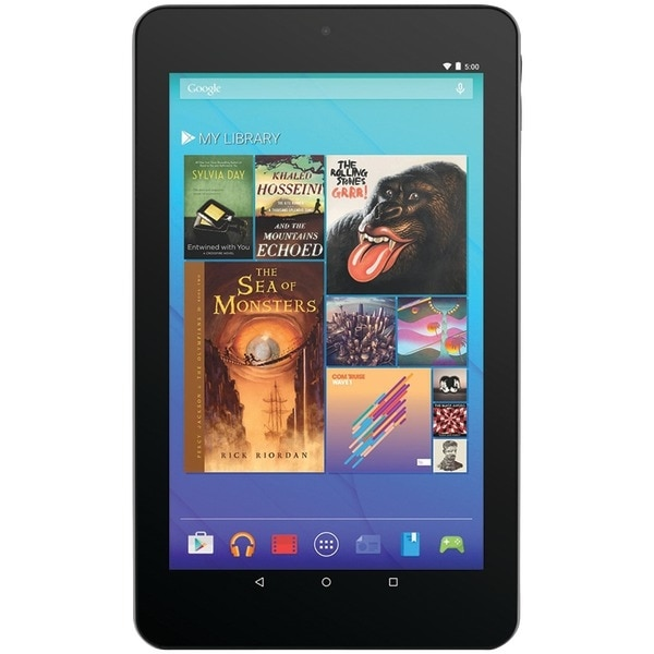 "Ematic Egq347Bl 7"" Hd Quad-Core Android(Tm) 5.0 8Gb Tablet With Bluetooth(R)"