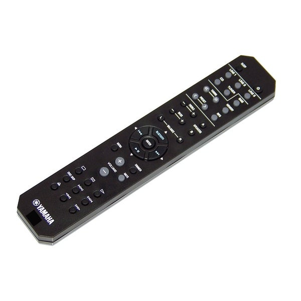 NEW OEM Yamaha Remote Control Originally Shipped With: RS202BL, R-S202BL