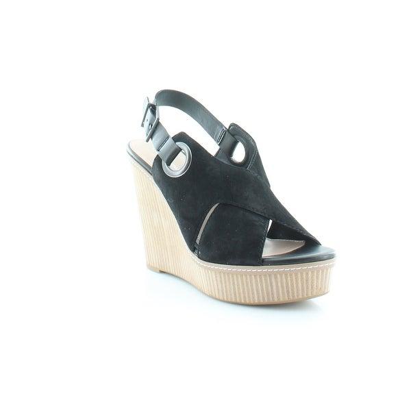 BCBGeneration Penelpe Women's Sandals Black - 9.5