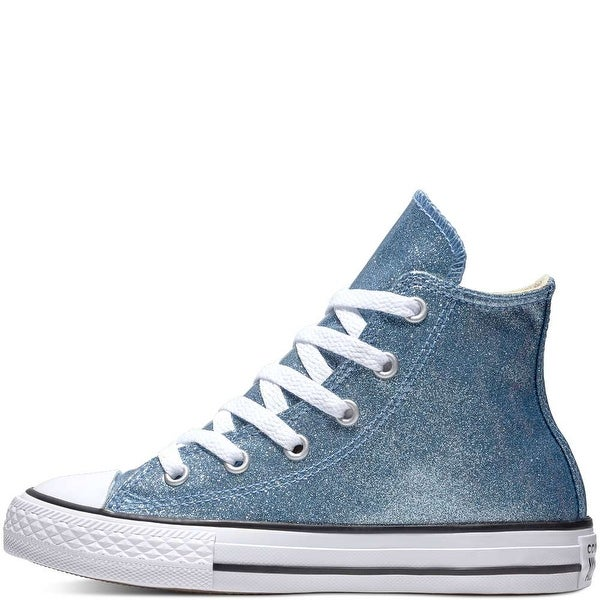 167b635f04b7 Kids Converse Girls Chuck Taylor All Star High Top Hight Top Lace Up  Fashion .
