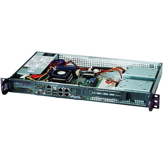 Supermicro - Components - Cse-505-203B