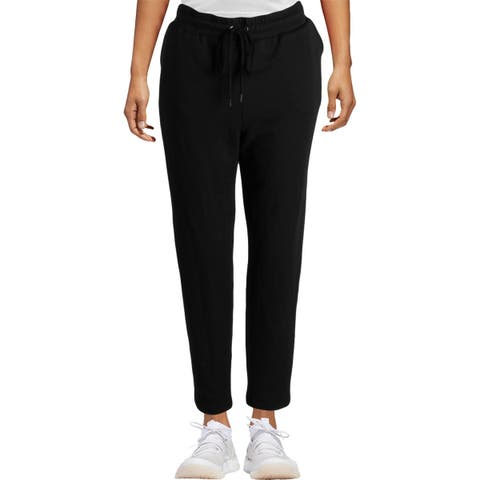 Karen Kane Womens Track & Sweat Pants High Rise Drawstring - M