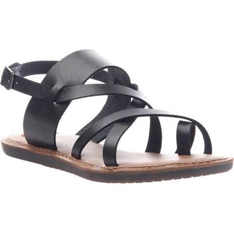 Madeline Women's Divania 2 Slingback Sandal Black Synthetic