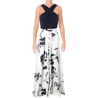 0c91f0d48bc00 Lauren Ralph Lauren Womens Special Occasion Dress Party Three-Quarter  Sleeves · Quick View