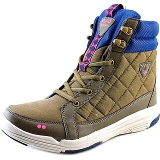 Ryka Aurora Women Round Toe Canvas Sneakers