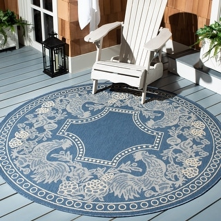 Safavieh Courtyard Amparo Indoor/ Outdoor Rug