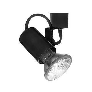 """WAC Lighting HTK-178 Line Voltage 2"""" Wide 1 Light Track Head for H-Track Track Systems"""