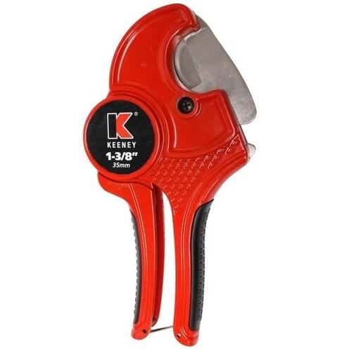 Keeney K840-100 Pipe Cutter, 1-3/8