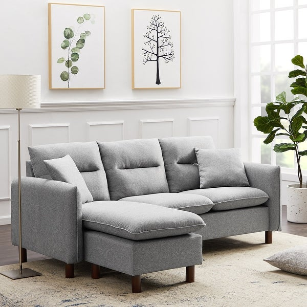 """7953"""" l shape sofa sectional corner sofas 3 seater for"""