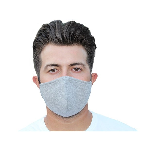 Men's Reusable Fashion Cloth Face Mask with Adjustable Straps. Opens flyout.