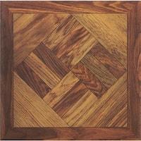 """Hipp Hardware Plus 12"""" Wood Parquet Tile KC91613 Unit: CASE"""