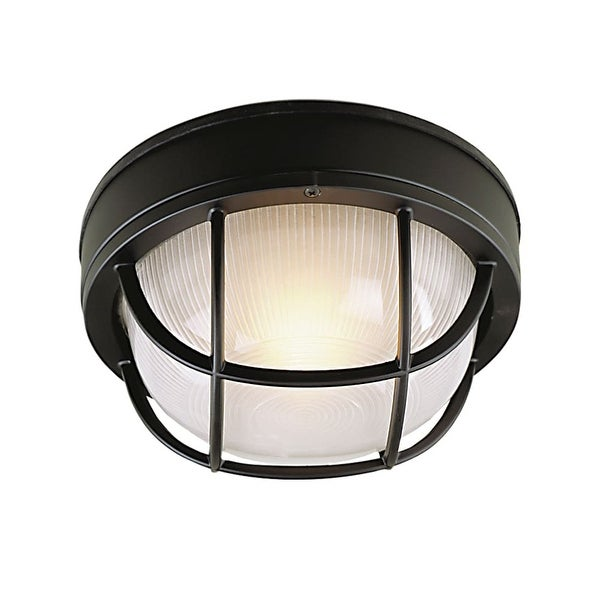 """Craftmade Z394 Bulkheads 8"""" 1-Light Outdoor Wall / Ceiling Light - n/a"""