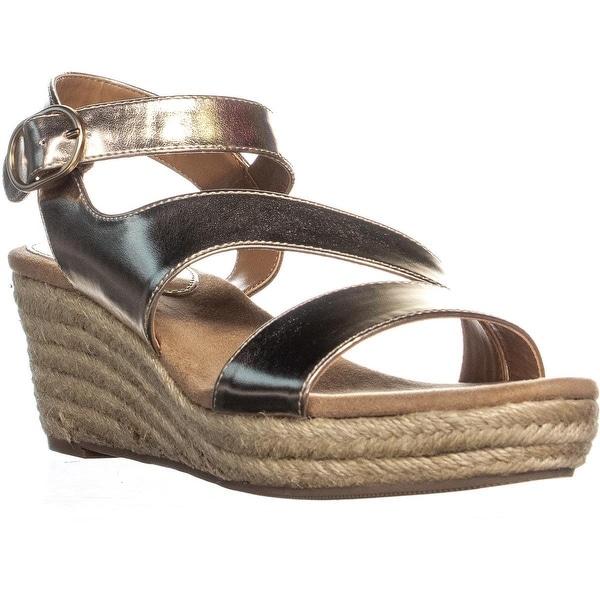 17fd4398d94 Shop SC35 Xenaa Espadrilles Wedge Sandals