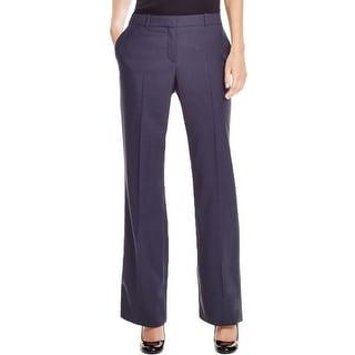 BOSS Hugo Boss Womens Tulea1 Dress Pants Wool