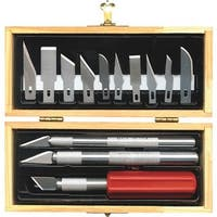 Techni Edge Mfg. Hobby Knife Set 01-801 Unit: EACH