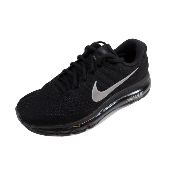 new concept 5885f 589a0 Nike Women  x27 s Air Max 2017 Black White-Anthracite 849560-