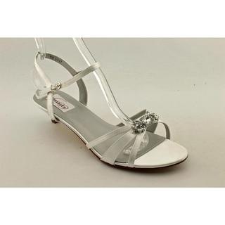 Dyeables Penelope Women Open Toe Canvas Sandals