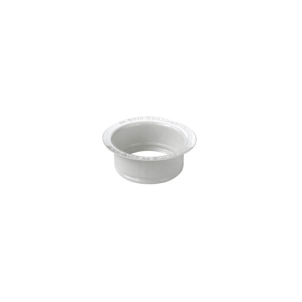 InSinkErator FLG-WH Sink Flange White